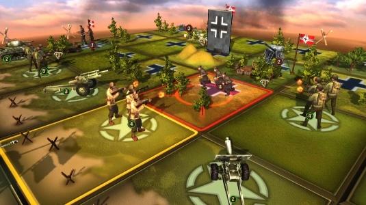 Panzer General Allied Assault Screenshot