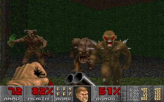 Herstellerbild zu DOOM II: Hell on Earth