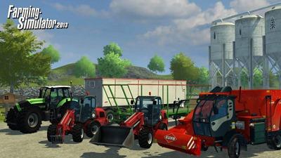 Herstellerbild zu Landwirtschafts-Simulator 2013