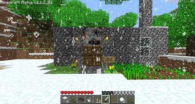 Minecraft – Mein Haus
