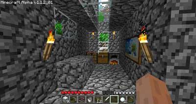 Minecraft – Mein Haus – Das Wohnzimmer