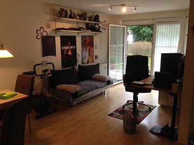 Bild aus meiner Wohnung