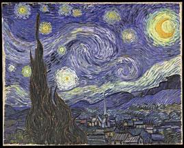 Van Goghs Sternennacht