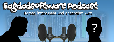 Bagdadsoftware Podcast Banner