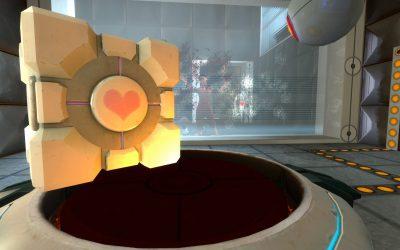 Evil Companion Cube