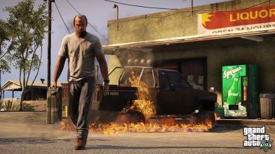 Grand Theft Auto V (Herstellerbild)