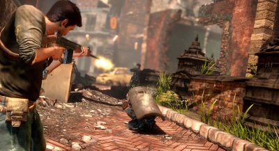 Uncharted 2: Among Thieves (Herstellerbild)