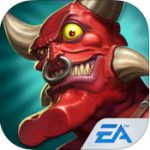 Logo von Dungeon Keeper (2014)