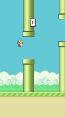 Flappy Bird (Screenshot)