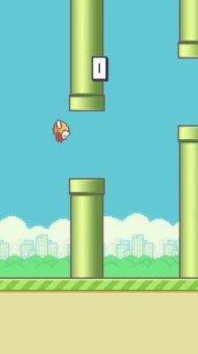 Flappy Bird (Screenshot)