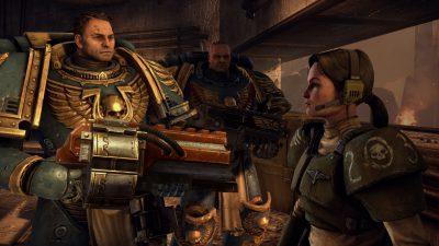Warhammer 40.000: Space Marine (Herstellerbild)