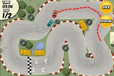 Draw Race (Screenshot)