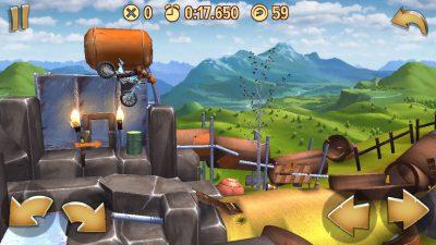Trials Frontier (Screenshot)