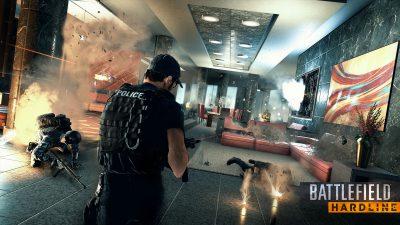 Battlefield: Hardline (geschöntes Herstellerbild)