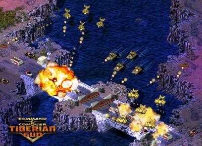 Command & Conquer: Tiberian Sun (Geschöntes Herstellerbild)
