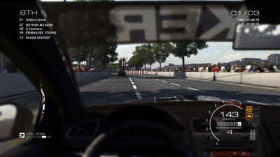 Die Cockpit-Perspektive