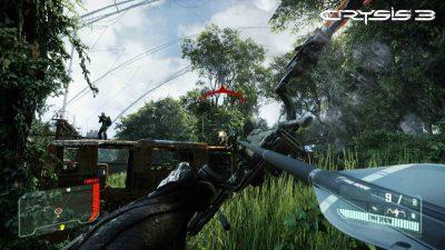 Crysis 3 (Herstellerbild)