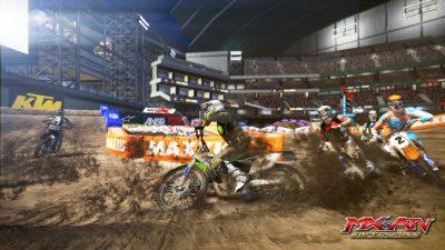 MX vs. ATV Supercross (Herstellerbild)