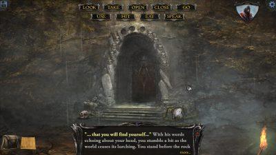 Shadowgate (Herstellerbild)