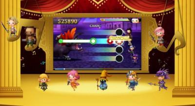 Theatrhythm Final Fantasy: Curtain Call (Herstellerbild)