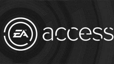 Offizielles EA-Access-Logo