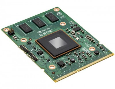 nVidia G-Sync Chip (Herstellerkonzept)