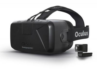 Oculus Rift DK2 (Herstellerbild)