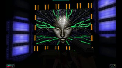 System Shock 2 (Shodan Reveal)