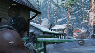 The Last of Us (Multiplayer, Herstellerbild)