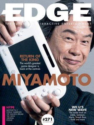Cover der EDGE Ausgabe #271