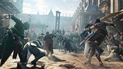 Assassin's Creed Unity (Herstellerbild)