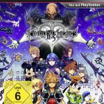 Kingdom Hearts HD 2.5 Remix Cover