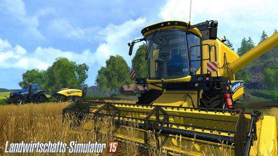 Landwirtschafts-Simulator 15 (Herstellerbild)