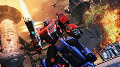 Transformers: Fall of Cybertron (Herstellerbild)
