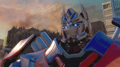 Transformers: The Dark Spark (Herstellerbild)