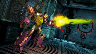 Transformers: The Dark Spark (Herstellerbild)