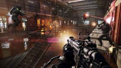 Call of Duty: Advanced Warfare (Herstellerbild)