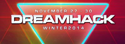 Dreamhack Winter 2014 (Logo)