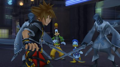 Kingdom Hearts HD 2.5 Remix (Herstellerbild)
