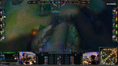League of Legends (ESLtv Screencap)