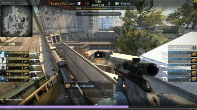 CS:GO Overpass Boost