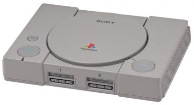 Die PlayStation (Quelle: Wikipedia)