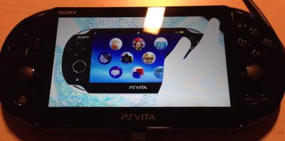 PlayStation Vita (PCH-2000)