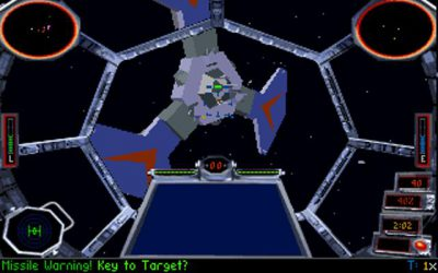 Star Wars: TIE Fighter (Quelle: MobyGames)