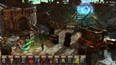 Blackguards 2: Das Schwarze Auge (Herstellerbild)