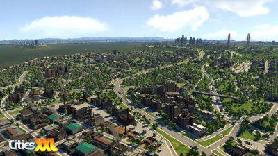 Cities XXL (Herstellerbild)