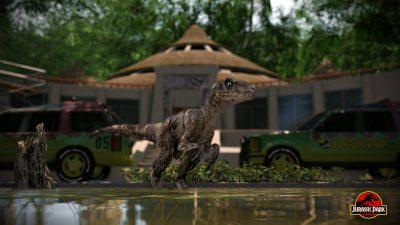 Jurassic Park: Aftermath (Herstellerbild)