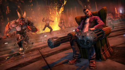 Saints Row: Gat Out of Hell (Herstellerbild)