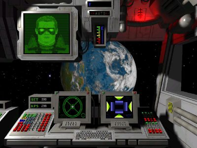 Wing Commander: Privateer - Gemini Gold (Herstellerbild)