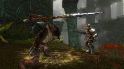 Kingdoms of Amalur: Reckoning (Herstellerbild)